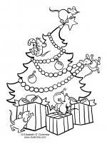 Kleurplaten Nieuwjaar En Kerstmis.Kleurplaten Kleurplaat Kleuren Gratis Kinderen Printen